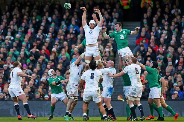 Rugby Club of London at England v Ireland – come and join us for some pre-match refreshments