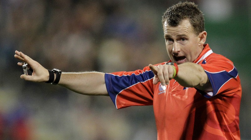 An Evening with Nigel Owens – Thursday 23rd November